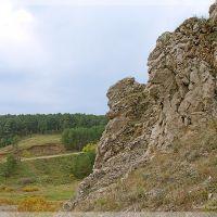 вид с Камня, Каменск-Уральский