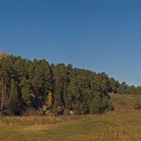 Золотая осень на Каменке (Возле лыжной трассы), Каменск-Уральский