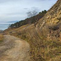 Остатки кирпичной кладки Сосненской мельницы на Исети, Каменск-Уральский