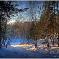 У берега реки, 2011, Каменск-Уральский