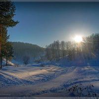 На реке, 2011, Каменск-Уральский