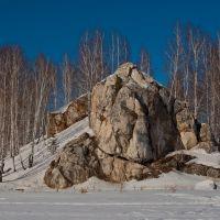 Кавдымов Камень. Март, Каменск-Уральский