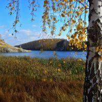Слияние Исети и Каменки, Каменск-Уральский