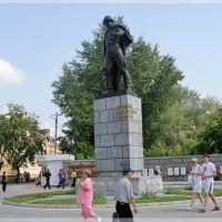Памятник герою Великой отечественной войны, Каменск-Уральский