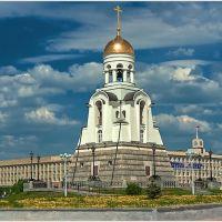 Часовня Св. Александра Невского / St. Aleksander Nevsky Chapel, Каменск-Уральский