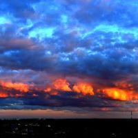 fiery Cloud (Огненное Облако), Каменск-Уральский