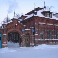 Камышловская типография на ул.Советской, 25, Камышлов