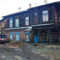 Дом станционных работников XIX век на улице Красных орлов!!!, Камышлов