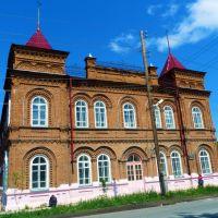 Камышлов. Памятник архитектуры., Камышлов