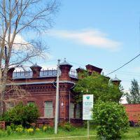 Камышлов. Краеведческий музей., Камышлов