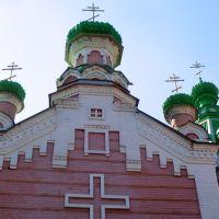 Камышлов. Михайловский храм., Камышлов