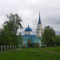 Церковь в Карпинске, Карпинск
