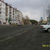 Центральная улица Мира, Карпинск