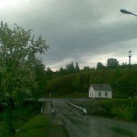 Мост к ж.д.вокзалу., Карпинск