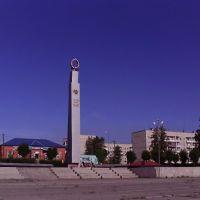 Памятник Победы., Карпинск