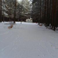 Парк., Карпинск