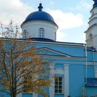Церковь., Карпинск
