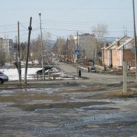 Карпинск перекрёсток Мира-Серова, Карпинск