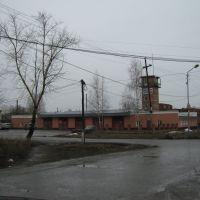 Пожарная часть, Карпинск