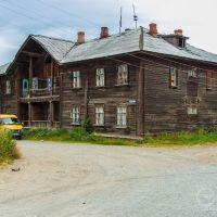 Дом №2 по ул. Чернышевского, Карпинск