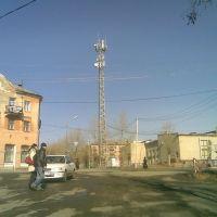 Телевизионная вышка, Карпинск