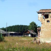 Карпунинский. Старая ТР будка., Карпунинский