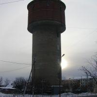 Old water tower, Краснотурьинск
