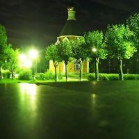 chapel at night, Краснотурьинск