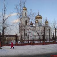 Максимовская церковь, Краснотурьинск