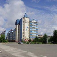 Дом молодых специалистов, Краснотурьинск