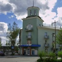 "Гостиница и кафе ""Турья"", Краснотурьинск"