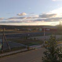 Краснотурьинск рядом со стадионом, Краснотурьинск