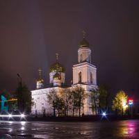 Храм Максима Исповедника, Краснотурьинск