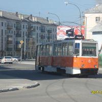 """остановка""""трампарк"""", Краснотурьинск"""