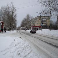 ул. Ленина, Красноуральск