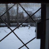Вид из окна гостиницы (From the Hotels window), Красноуральск