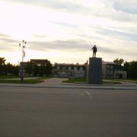 площадь Ленина, Красноуральск