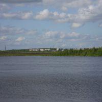 вид на гору, Красноуральск