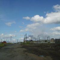 Переезд, Красноуральск