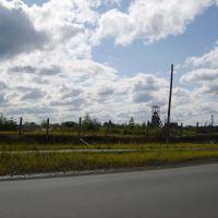 шахта в далеке, Красноуральск