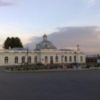 ЖД вокзал, Красноуфимск