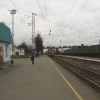 На станции Красноуфимск, Красноуфимск