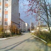 Въезд во двор дома № 33 по ул. Ухтомского, Красноуфимск