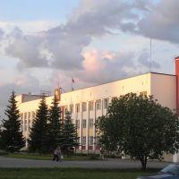 Здание администрации города, Красноуфимск