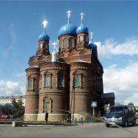 Красноуфимск. Храм Александра Невского -1914, Красноуфимск