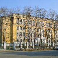 Школа № 3, Кушва