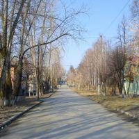 Улица Фадеевых, Кушва