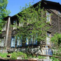 Старый дом на ул. Центральная, 19, Кушва