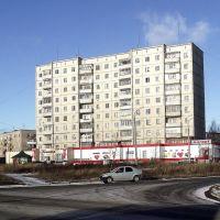 Дом на Луначарского, 14, Кушва