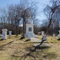 Кушва. Памятник погибшим в Гражданскую войну, Кушва